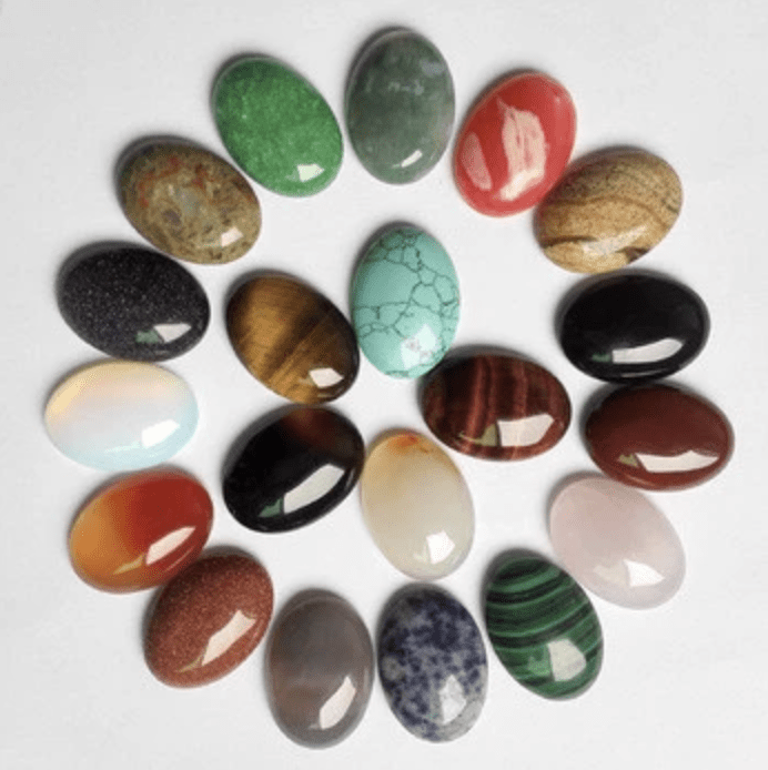 Metaphysical Items such as healing stones