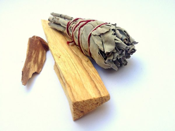 Metaphysical Items such as Sage and Palo Santo