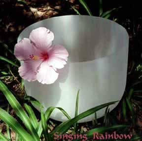 Metaphysical Items such as Crystal Bowls