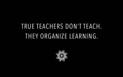 Our Continuous Process of Teaching