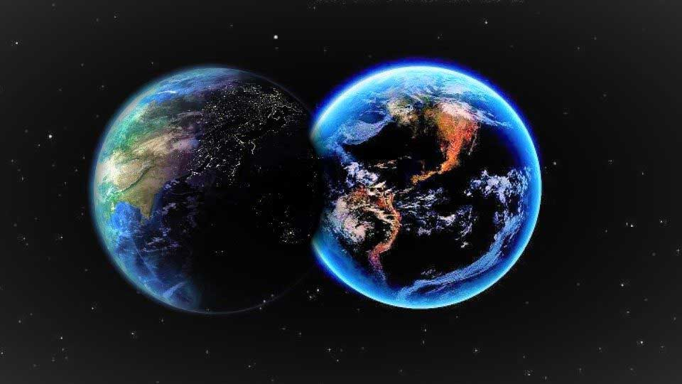 3D to 5D Earth GAIA