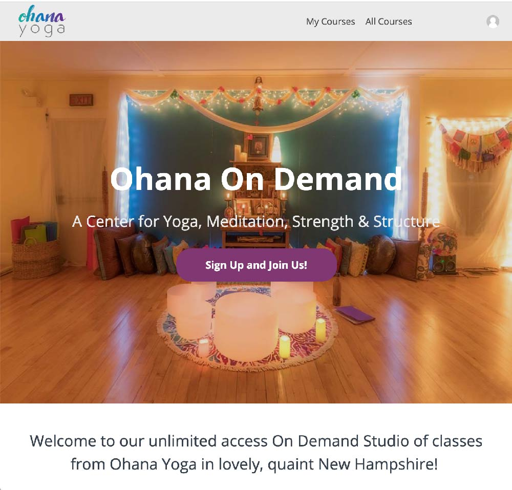 Ohana-On-Demand